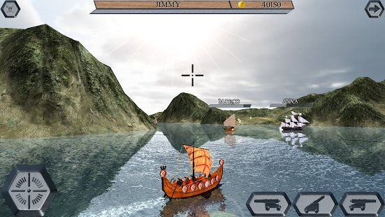 Screenshot World Of Pirate Ships