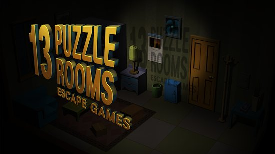 Screenshot 13 Puzzle Rooms:  Escape game