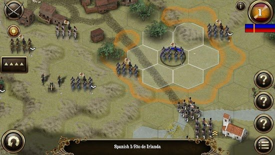 Screenshot Peninsular War Battles