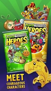 Screenshot Plants vs. Zombies™ Heroes