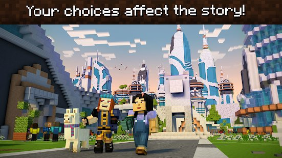 Screenshot Minecraft: Story Mode - Season Two