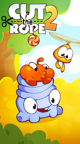 Download Cut the Rope 2 [MOD Money] 1 19 2 APK for Android