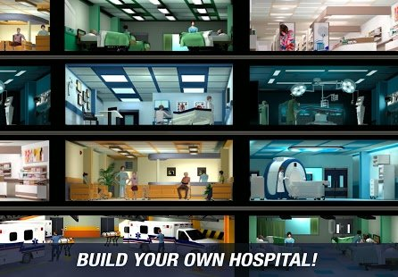Screenshot Operate Now: Hospital