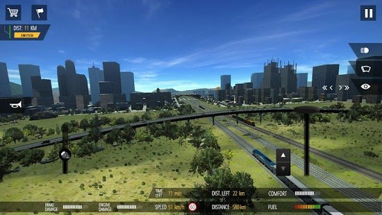 Screenshot Train Simulator PRO 2018