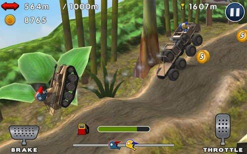 Screenshot Mini Racing Adventures