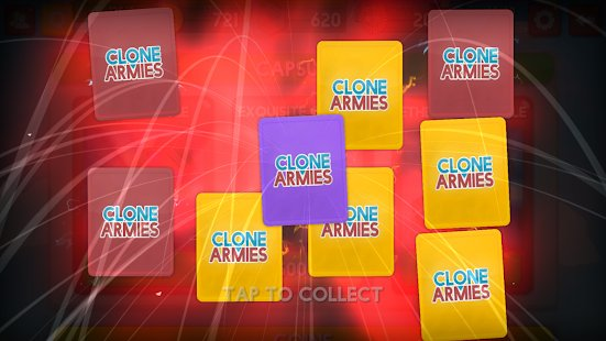 Screenshot Clone Armies