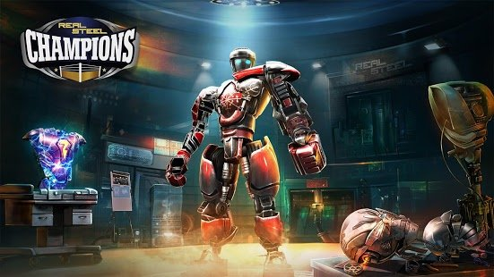 Screenshot Real Steel Boxing Champions