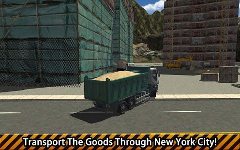 Screenshot New York Construction Simulator PRO