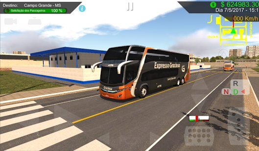 Screenshot Heavy Bus Simulator