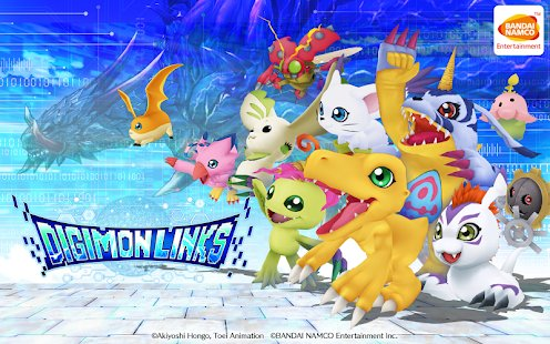 Screenshot DigimonLinks