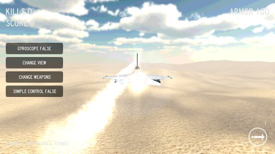 Screenshot Air Strike 3D