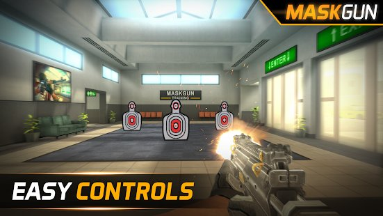 Screenshot MaskGun