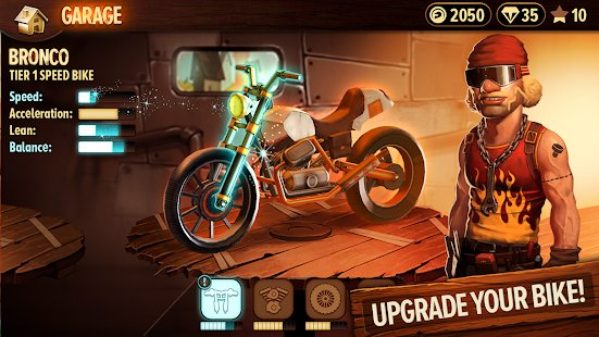 Screenshot Trials Frontier