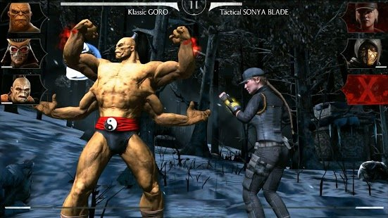 Screenshot MORTAL KOMBAT X