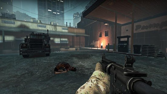 Screenshot Death City : Zombie Invasion