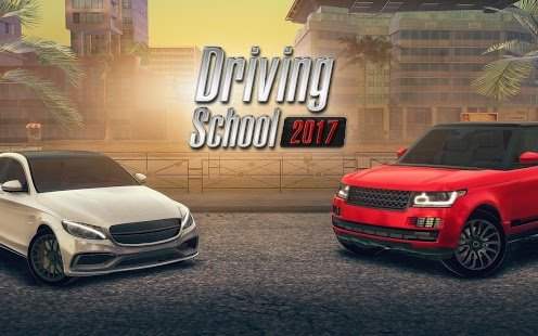 Screenshot Driving School 2017