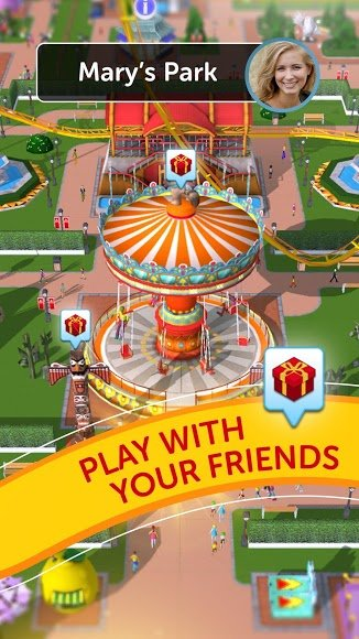 Download RollerCoaster Tycoon Touch [MOD Money] 2 10 0 APK for Android