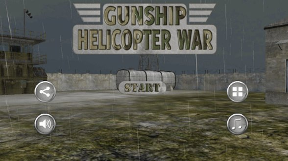 Screenshot Gunship Battle: Helicopter 3D