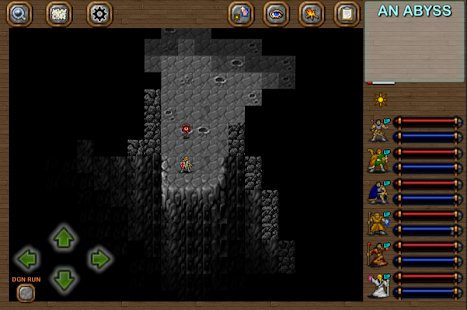 Screenshot Dungeons of Chaos