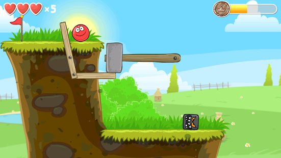 Screenshot Red Ball 4