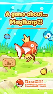Screenshot Pokémon: Magikarp Jump