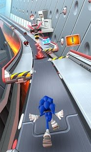 Screenshot Sonic Dash 2: Sonic Boom