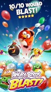Screenshot Angry Birds Blast