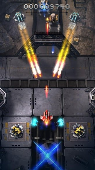 sky force reloaded apk mod download