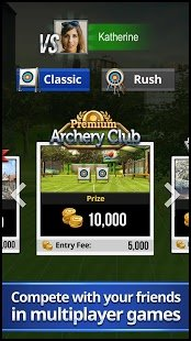 Screenshot Archery King