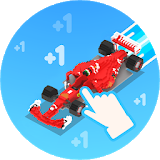 Icon Formula Clicker - Idle Racing Manager Tycoon