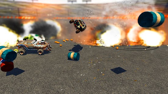 Screenshot Derby Demolition Simulator Pro