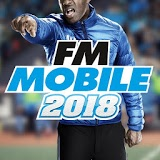 Icon Football Manager Mobile 2018