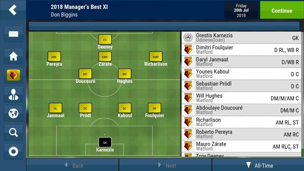 Download Football Manager Mobile 2018 [MOD] 9 2 1 (ARM APK + Data