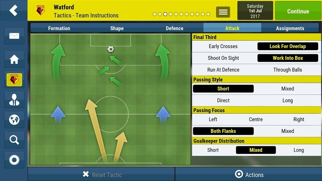 download football manager 2018 gratis android