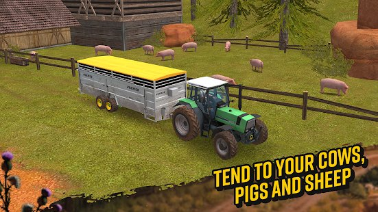Screenshot Farming Simulator 18