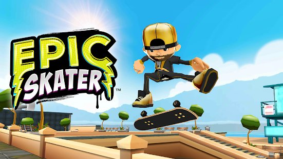 Screenshot Epic Skater