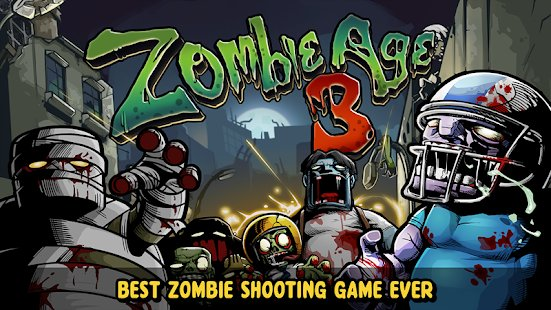 Screenshot Zombie Age 3