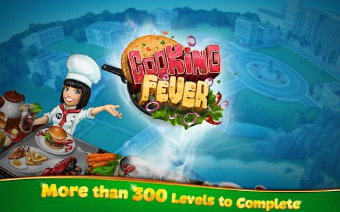 Screenshot Cooking Fever