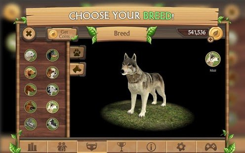 Screenshot Dog Sim Online