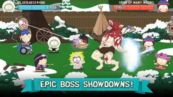 Screenshot South Park: Phone Destroyer