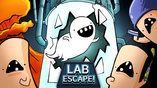 Screenshot LAB Escape!