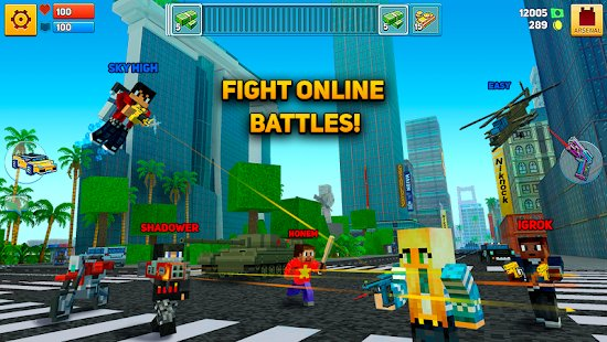 Screenshot Block City Wars