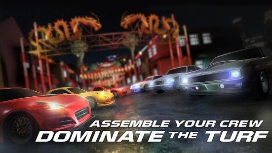 Screenshot Racing Rivals