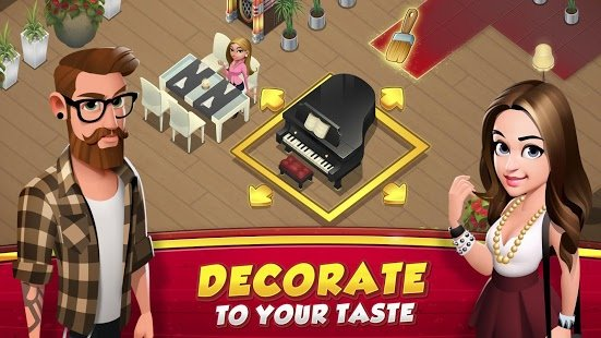 Screenshot World Chef