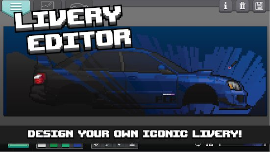 Screenshot Pixel Car Racer