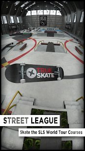 Screenshot True Skate