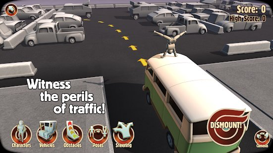 Screenshot Turbo Dismount