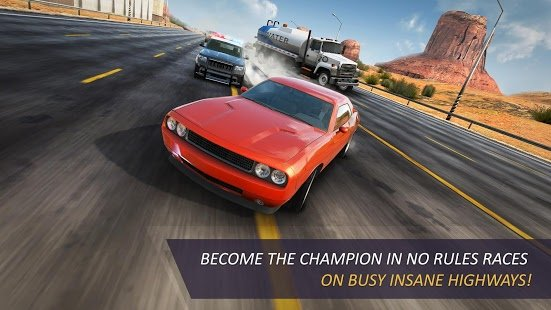 Screenshot CarX Highway Racing