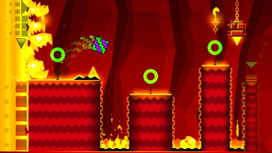 Screenshot Geometry Dash Meltdown