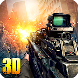 Icon Zombie Frontier 3: Sniper FPS